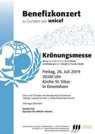 Bild zu Benefizkirchenkonzert für UNICEF